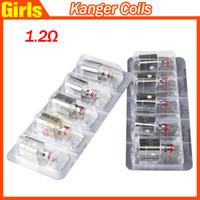 100% Original Kanger Subtank Coil Subtank Replacement Coil 0...