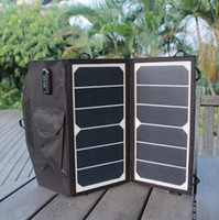 Портативный батарейный блок 13W складное солнечное зарядное устройство для наружного зарядного устройства мобильного телефона