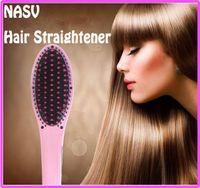 Beautiful Star NASV fast Hair Straightener HQT- 906 Straight ...