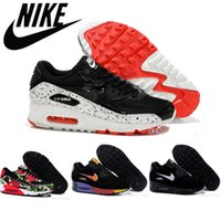 Free Shipping 2016 Nike MAX 90 camouflage men running shoes ...
