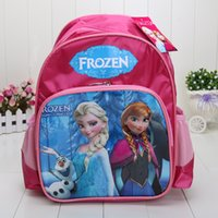 33*23*10cm New Frozen Kids Student Schoolbag Child Boy Girl ...