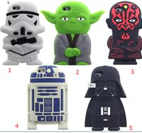 Fashion 3D Cartoon Star Wars Soft Sillicone CellPhone Case F...