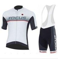 2016 Focus Cycling Jerseys Short Sleeves Summer Cycling Shir...