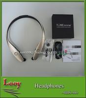2016 sans fil de sport écouteurs pour LG Tone 900 HBS-900 Hbs 900 écouteurs sans fil mobiles casque Bluetooth pour G3 Smartphone Harman Kardon