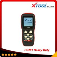 2014 Original Xtool PS201 Heavy Duty Code Reader Diesel Test...