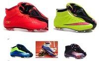 Womens Big Kids Nike Mercurial Superfly 4 FG Soccer Boots CR...