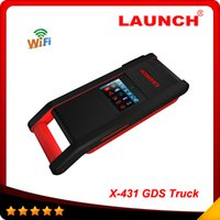 X431 GDS Launch 100% Original for truck 2014 New arrival WIF...