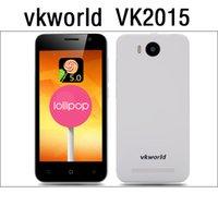 Android 5. 0 VKworld VK2015 MTK6582 Quad Core Smartphone 1GB ...