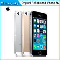 iPhone original de Apple iPhone desbloqueado 5S 5S i5S teléfono móvil de doble núcleo de 32 GB 4.0