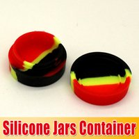 DHL free Wax Containers Silicone jars container silicone con...