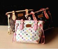 Retro Handbag Kids PU Classic Designer Tote Handbags for Gir...