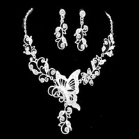 Charming 2 Pieces Bridal Accessories Alloy White And Red Cry...