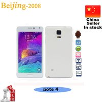 5. 5inch 1: 1 Note 4 G9800 Dual Core MTK6572 Android 4. 4. 4 N91...