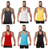 Summer Style Tank Tops Men Undershirt 2016 New Brand Quality...