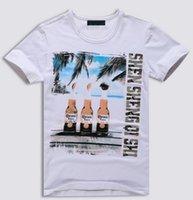 Top Quality 2015 Summer New Brand Men' s Cotton Short Sl...