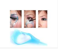 free shipping EMS 3 in1 Mascara Applicator Guide Guard Eyela...