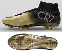 Drop Shipping Accepted, Mercurial Superfly CR7 FG Soccer Sho...
