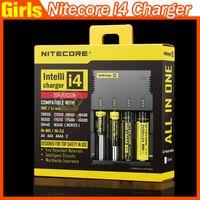 Nitecore i4 Digicharger LCD Display Battery Charger Universa...