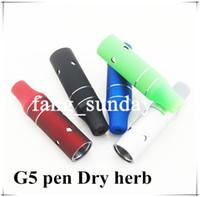 Mini Vapor Ago G5 Atomizer Portable Dry Herbs Vaporizer Pen ...