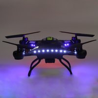 JJRC H8C 2.4G 4CH 6-Axis Gyro RC Drone Quadcopter HD 2.0MP caméra RTF quadrocopters Jouets RM2076
