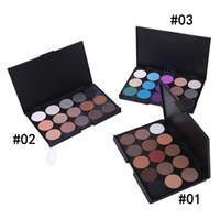 Makeup EyeShadow Palette 15 color Eye Shadow DHL Free shippi...