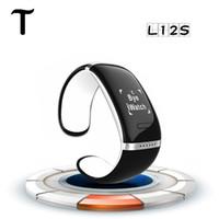 2016 Смарт Браслет Подарочный OLED L12S Bluetooth 3.0 SmartWatch наручные часы для Andriod телефона многоцветный для вас Chioce SmartWatch