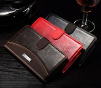 Exquise Housse en cuir Hybrid pour Samsung Galaxy Note N9100 4 , de haute qualité Housse à rabat en cuir pour Samsung Remarque IV , 4 couleurs + cadeau