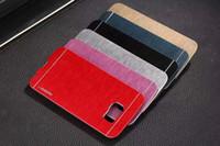 MOTOMO Brushed Metal Aluminium Hard PC Cover Case for Samsun...