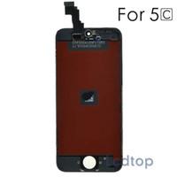 Pour iPhone 5C Noir Ecran LCD Moniteur d'affichage Digital AAAA Quality No Dead Pixels