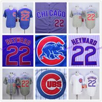 Jason Heyward Jersey, Cheap Chicago Cubs 22# Baseball Jersey...