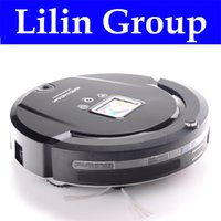 Automatic Vacuum Cleaner (Sweep, Vacuum, Mop, Sterilize), LCD To...