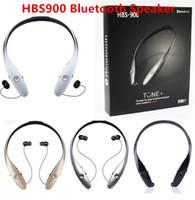 HBS900 HBS- 900 lg tone wireless bluetooth headphone earphone...