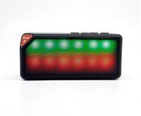 Mini X3S Colorful LED Lights Pulse Built- in mic Wireless Blu...