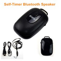 HY- BT05 Self- Timer Portable Mini Bluetooth Speaker with TF C...