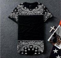 T-shirt de Hip Hop Pyrex do tipo de Cuoka T-shirt impresso estrela de 09 homens de HBA T-shirt da rocha do caju de HBA para o Swag do skate TopsTees hight qualit