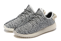 2016 Best 350 Boost Low basketball shoes moon rock Pirate Bl...