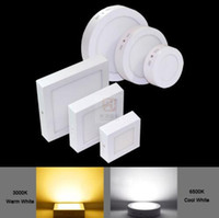Led Panel Light Dimmable 9W 15W 21W Round   Square Surface M...
