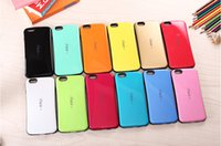 Glossy skid proof Shockproof Slim iFace Mall TPU Case Cover ...