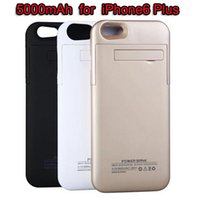 5000mAh Power Bank Case for iPhone 6 Plus Pack Backup Batter...