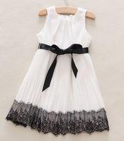 Girls Dresses 2015 Summer Kid' s Clothes Princess Lace C...