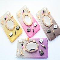 Étui TPU Étui miroir pour étui iphone 6s 4.7 5.5 pour iphone 6 / 6s / 6plus / 6splus cas de qualité supérieure