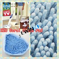 Mop Microfibre Replacement Refills Pads Head Cleaner For H2O...
