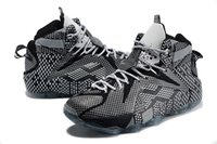 Hot Sale Men' s LEBRON 12 James 12 LJ12 Retro Basketball...