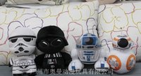 Q Edition Star Wars Plush Toys 2016 Cartoon Stormtrooper Dar...