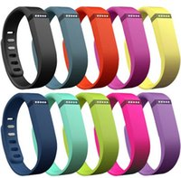 2015 Fitbit Flex strap With Clasp Replacement TPU Wrist Stra...