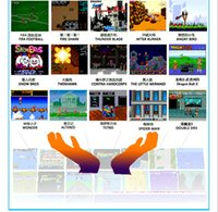 MOGIS MD sega king child color handheld game consoles 5pcs a...