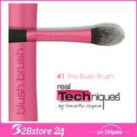 Real Techniques Blush Brush High Definition Results RT- 1407 ...