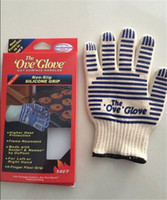 50pcs hot sale top qulity Retail Packaging oven glove ove gl...