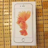 20шт 6S BOX сотовый телефон Коробки назад Коробки для Iphone 6 6S 128G 64G 16G пространство серый, серебристый, розовое золото, золото с корабля Аксессуары бесплатно