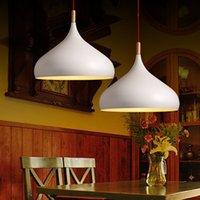 Hottest Brief North Europe Modern IKEA Iron Cafe Room Lights...